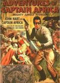 Adventures Of Captain Africa,Migh...