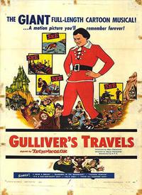 格利佛游记 电影 高清视频在线观看