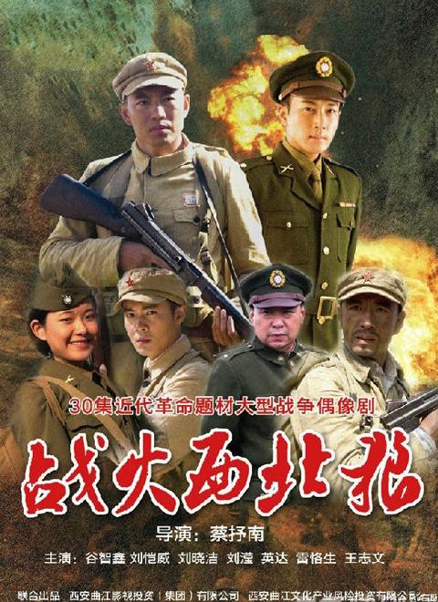 战火西北狼31集全集剧情