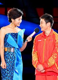 中国奥运代表团凯旋主题晚会