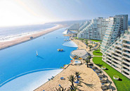 那些拥有梦幻天堂级游泳池的酒店 好想去泡