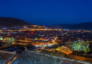 丽江古城 最美的风景在晚上