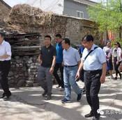北京中医医院对接帮扶吉家营村再迎调研考察团
