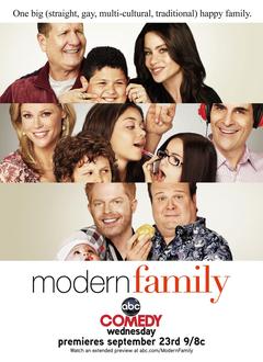 摩登家庭第1季--电视剧