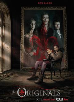 初代吸血鬼第一季
