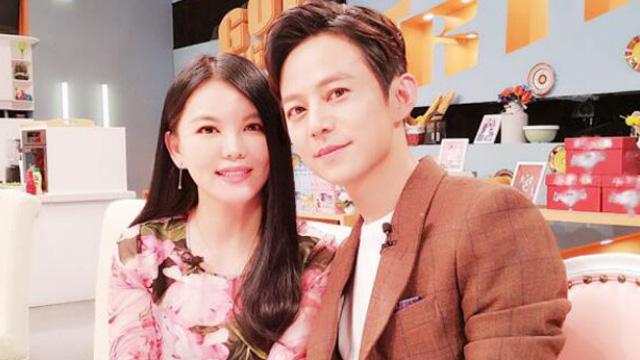 何炅自曝和李湘的亲密关系:人生重要决定全靠她