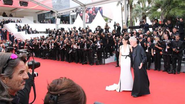 杜可风戛纳荣获ExcelLens摄影成就奖:我要对得起它