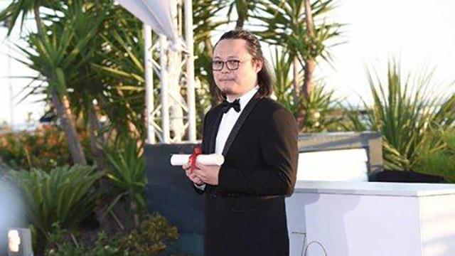 中国影片拿奖啦!《小城二月》获戛纳短片金棕榈奖
