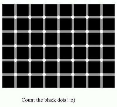 请不要相信你的眼睛:视觉错觉