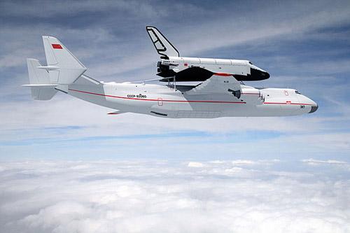 An-225梦想战略运输机仅生产一架