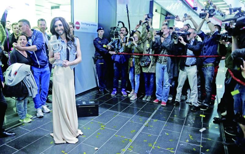2014年欧洲歌唱大赛(Eurovision Song Contest 2014)的照片 - 3