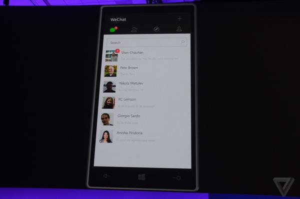 """Build 2015发布会简要回顾:Windows 10把iOS/Android""""都吃了""""的照片 - 15"""