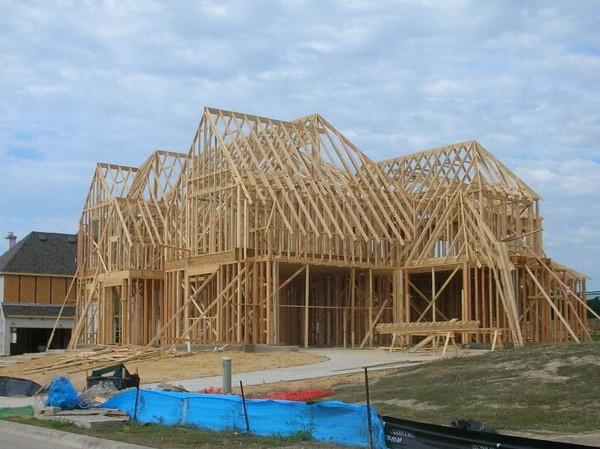 四个原因 告诉你为什么美国房子多用木头建造