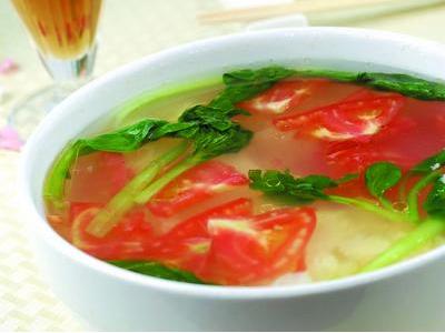 秋季瘦身汤 喝出好身材