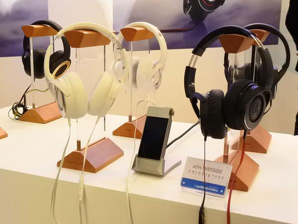 铁三角发布多款新耳机 现场图像一览的照片 - 29