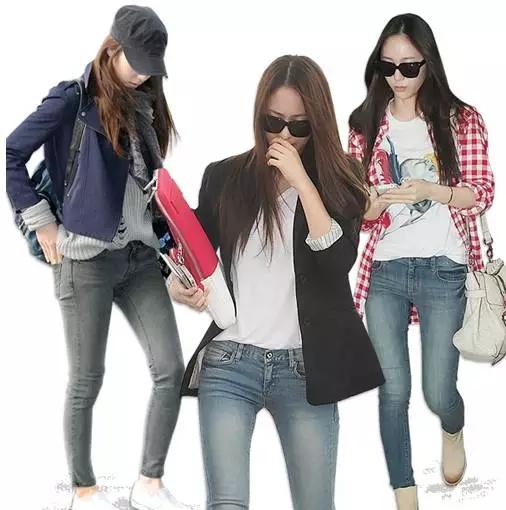 [分享]170105 郑秀晶的穿衣之道 独特时尚引领潮流