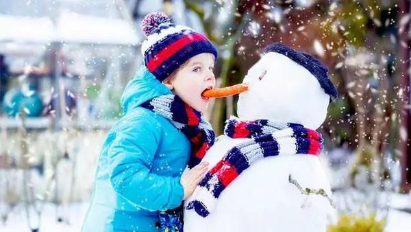 """越冷越要出去玩!冬天,和孩子一起""""户外野放"""""""