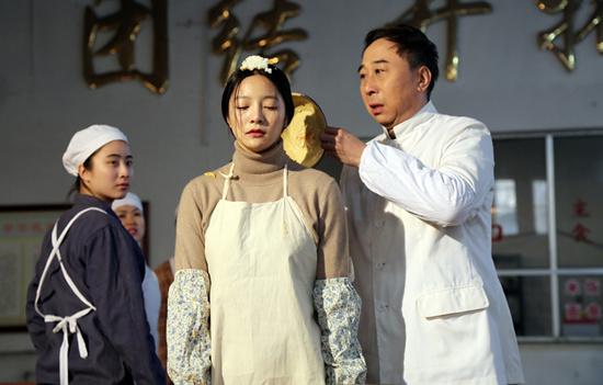 徐岑子《生活有点甜》搭档冯巩