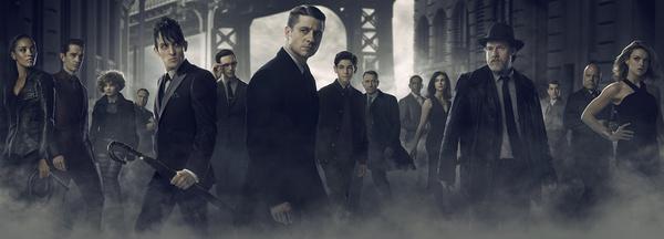 《哥谭》第二季上线:反派崛起 英雄遭严酷考验