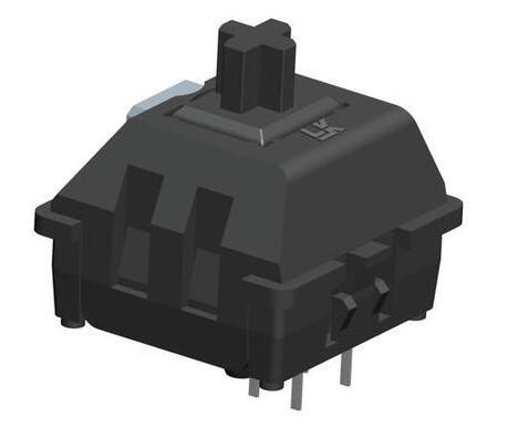 并于2015年1月成功研制具有机电分离、IP8三防、枪声等特点的LK光轴1.5代产品(专利号: CN20150025376.8)。同年6月研发出针对网吧粉尘的防尘开关LK光轴1.6代(专利号: CN201520793972.0)。但因其轴体尚难达理想目标,名键公司还是毅然放弃该两款产品的生产,故LK光轴1.5代和LK光轴1.6代未与大家见面就夭折了。